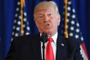 트럼프 '백인우월주의' 두둔 논란에 백악관 뒤늦게 진화