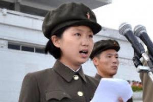 북한 김정은 잠행 속에 군입대 탄원 운동