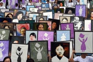 [서울포토] 항일 여성 독립운동가 293인 추모대행진