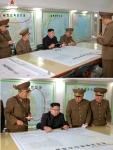 북한 전략군, 남한 전역 4…