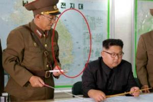 북한 전략군, 남한 전역 4등분해 미사일 타격권 설정