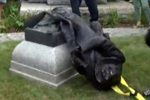 '인종주의 상징' 남부연합 동상, 미국 곳곳서 철거 가속화