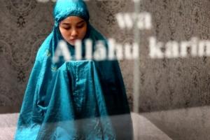 [포토] 백화점에서 기도를?… 관광객을 위한 '무슬림 기도실'