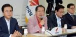 한국당, '한반도 전술핵 …