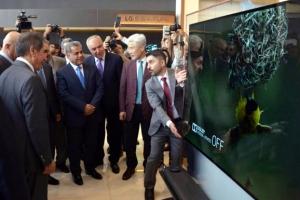 LG전자, 이라크에 '프리미엄 브랜드숍' 오픈