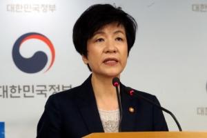 """김영주 고용장관 """"감정노동자 폭언·폭행으로부터 보호"""""""