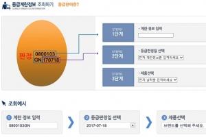 """축산물품질평가원 홈페이지 접속 폭주…""""살충제 계란 번호 확인해보자"""""""