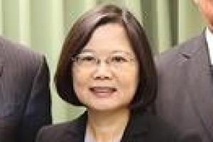 '대정전'에 갇힌 대만 차이 내각 최대 위기