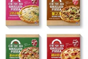 [식음료 특집] 사조대림, 촉촉한 수제도우… 갓 구워낸 정통 피자의 맛