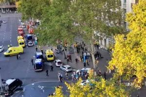 """정부 """"바르셀로나 테러 야만적…충격과 분노"""""""
