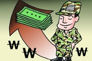 [씨줄날줄] 병사 월급 40만원/이동구 논설위원