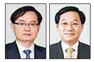 산업부  통상차관보 강성천      무역투자실장 김영삼