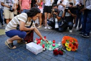 스페인서 차량테러, 안타까운 사연…차량에 뛰어들어 두 자녀 구한 아빠