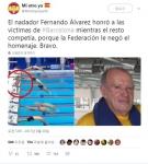 스페인 71세 수영선수, 테…