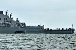 10명 실종·5명 부상…미 해군 이지스함 또 충돌사고, 원인은?