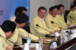 文대통령, 23일 외교·통일부 업무보고 받아…대북문제 토의
