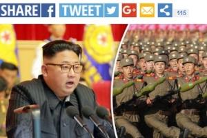 """""""전쟁 발발시 김정은 중국으로 비밀 탈출 계획···리설주 따로"""""""