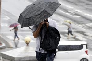 서울 등 중부 다시 호우주의보…홍천 시간당 63㎜ 폭우