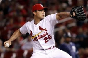 오승환, 시즌 20세이브…MLB서 한국 선수로는 2번째