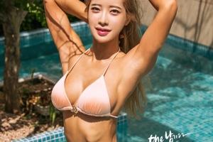[포토] 인혜빈, 탄성 자아내는 비키니 자태 '독보적 섹시미'