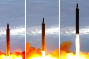 """美국방부 """"北미사일은 IRBM"""" 초기 평가 확인"""