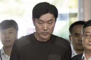 'KBO구단 등에 사기' 최규순 前심판 1심 징역 8개월…법정구속