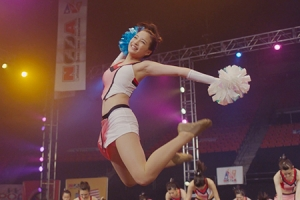 일본 청춘물 '치어 댄스' 메인 예고편