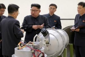 北6차핵실험 '레드라인' 넘았나, 안넘었나...군사옵션 검토는