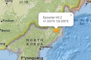 북한 지진, 인공지진이며 6차 핵실험으로 추정한 이유는?