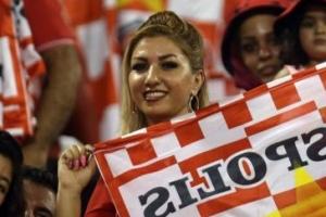 이란, 시리아와 마지막 경기 여성들의 관전 허용한줄 알았는데
