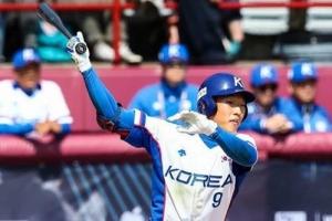 한국 청소년야구, 4연승…세계선수권 슈퍼라운드 진출