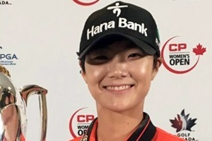 박성현, 女골프 세계 2위 도약…한국 선수 1-2위 석권