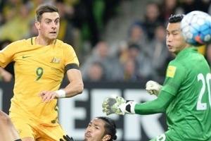 호주, 태국에 2-1 진땀승…본선 진출 일본-사우디 결과에 갈려