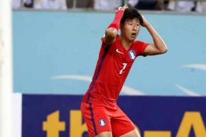 한국, 월드컵 본선 진출했지만…'에이스' 손흥민은 '부진'