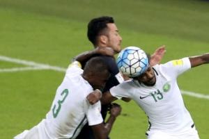 사우디, 일본에 1-0 승…아시아권 마지막 러시아행 티켓