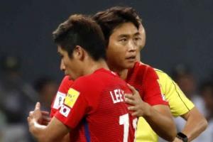 월드컵 본선 진출 이끈 '맏형' 이동국…두 차례 결정적인 슈팅