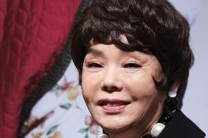 [단독] 원로배우 김수미, 마광수 교수 빈소에서 자해 소동