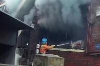 빌라 화재 빠른 대처로 큰 피해 막은 경찰관