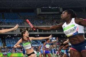 말라리아 걸린 지 10개월 뒤 리우올림픽 동메달 딴 사연