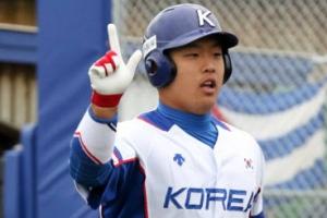 3회에만 9득점…한국 청소년야구, 쿠바에 첫 콜드게임 승리
