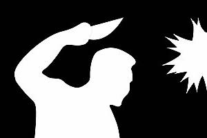 살인미수 후 가스총으로 자살시도한 40대 남자 결국 사망