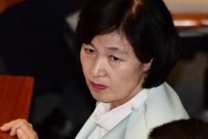 """추미애 """"김이수 부결, 몹시 안타깝다"""" 우원식 """"할 말이 없다"""""""