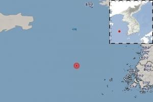 """전남 신안군 해역서 규모 3.2 지진…기상청 """"피해 없을 듯"""""""