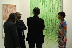 국내 최대 미술장터, 세계 '큰손' 모인다