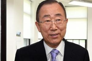 UNGC 명예회장 반기문 前총장