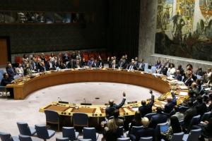 안보리 北미사일 만장일치 규탄성명…중국·러시아도 동참