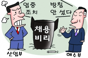 [경제 블로그] '공기업 채용비리'  부처 엇갈린 대처