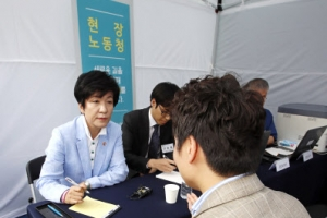 김영주 장관은 왜 서울역에 갔을까