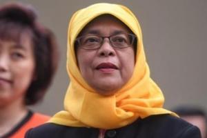 싱가포르 첫 여성 대통령 눈앞