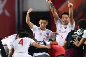 광저우, 승부차기 접전 끝에 AFC 챔스 4강 상하이에 양보